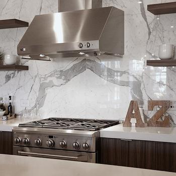 Full Height Backsplash, Contemporary, Kitchen, CR  Home Design