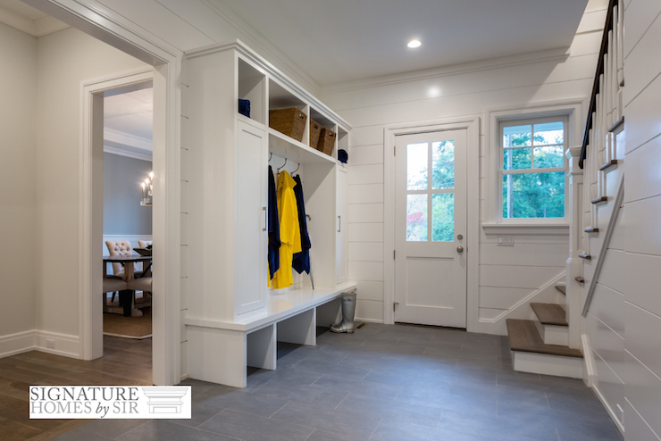 Informal Entry Ideas Transitional Laundry Room Sir