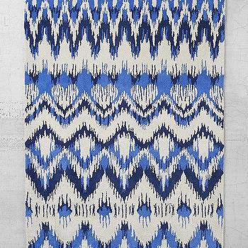 Magical Thinking Huarez Ikat Rug I Urban Outfitters