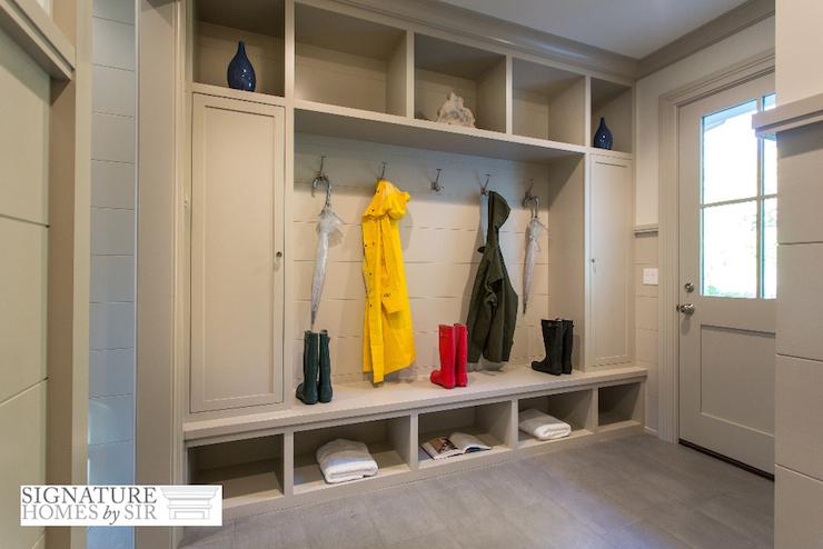 grey mudroom ideas transitional laundry room sir