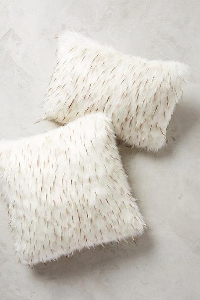 Floor Mirror Overstock >> Threshold Faux Fur Foot Stool - White I Target
