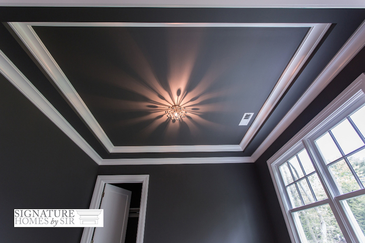 Ceiling Molding Design Ideas 25 home improvement ideas under 150 View Full Size