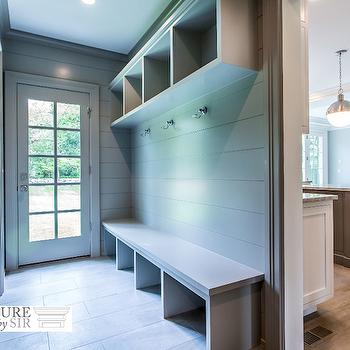 Mud Room Off Back Door Design Ideas