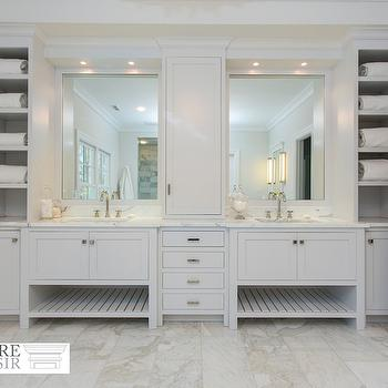 built in bathroom vanity cabinets built in bathroom vanity design ideas 12661
