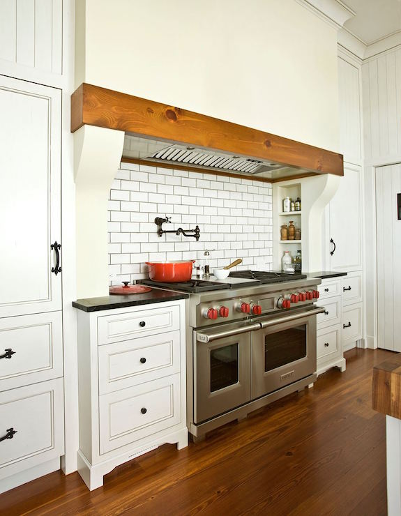 Cooktop Spice Rack Ideas Transitional Kitchen