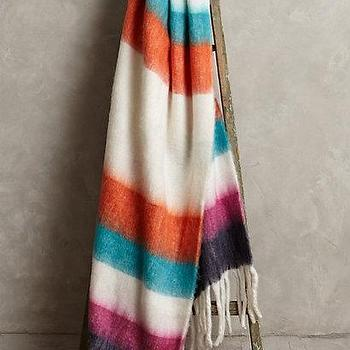 Eventide Gradient Throw I Anthropologie