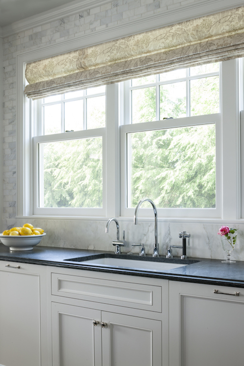 Kitchen Window Treatment Design Ideas ~ Kitchen window treatments design ideas