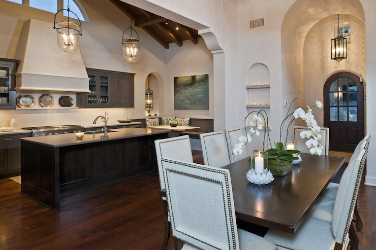 Arched Kitchen Doorway Transitional Ryan Street And