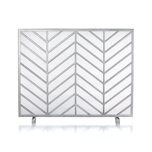 templum me colored fireplace silver screens screen