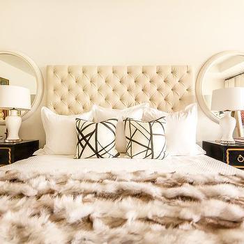 Dorothy Draper Chests, Contemporary, Bedroom, Sally Wheat Interiors