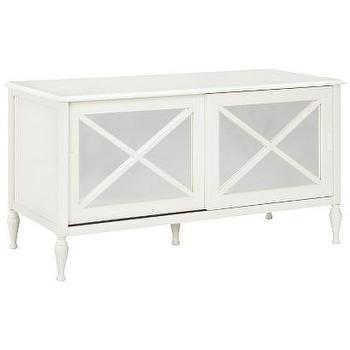 Hollywood Mirrored TV Stand I Target