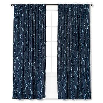 Threshold Dot Lattice Curtain Panel I Target