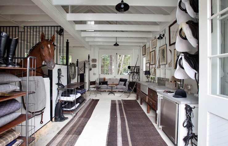 Tack Room Design Country Laundry Room Windsor Smith Home