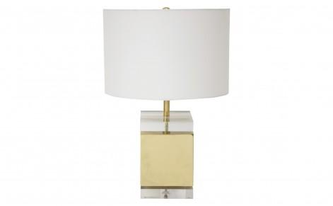 Pierce Bedside Lamp Pottery Barn
