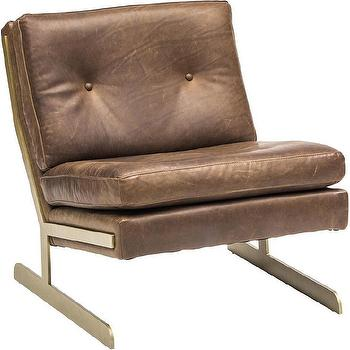 Lance Leather Chairs Bernhardt I High Fashion Home