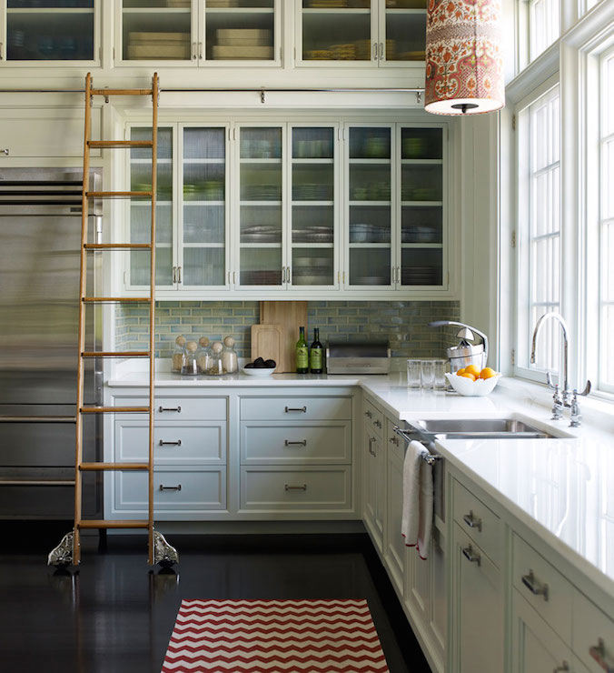 Kitchen Ladder Design Ideas