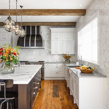Kitchen with Full Height Backspalsh, Transitional, Kitchen, Astro Design Center