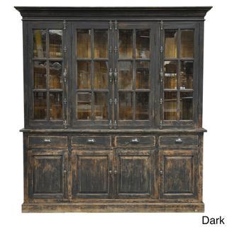 Magnolia Home Dispensary Kettle Cabinet Hutch