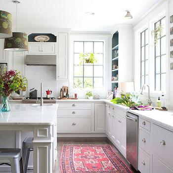 Doorless Kitchen Cabinets - Design, decor, photos ...