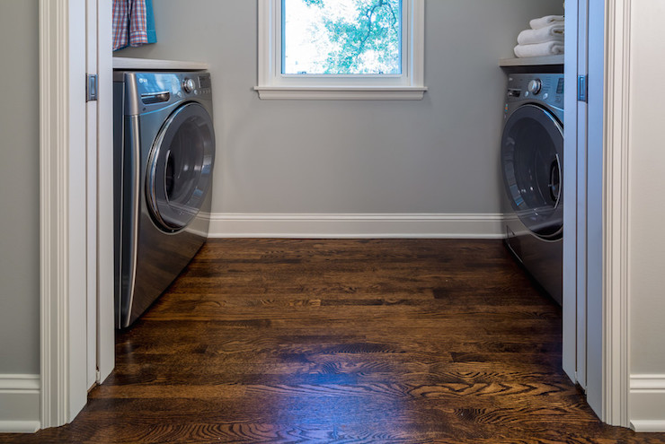 Face to Face Washer and Dryer - Transitional - Laundry Room - Sicora ...