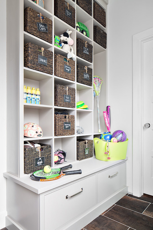 Playroom Built In Cabinets Design Ideas