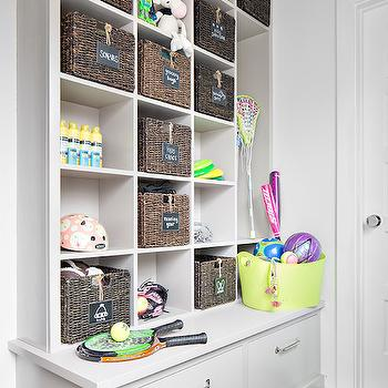 Superieur Playroom With Built Ins