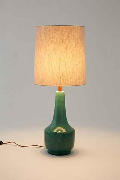 Green Sterling Table Lamp