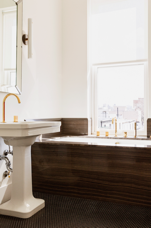 Gold Gooseneck Bathroom Faucets