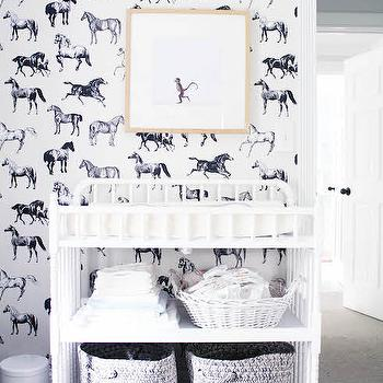 DaVinci Jenny Lind Changing Table, Transitional, Nursery, Wit and Delight