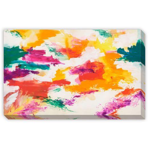 Kate Spade Saturday Multicolored Wall Art