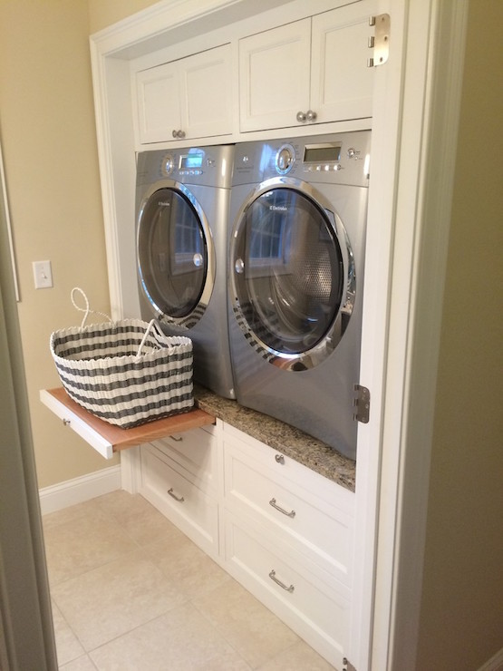 Bon Enclosed Washer And Dryer Ideas