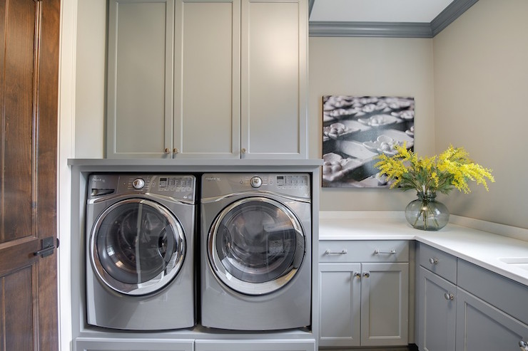 Enclosed Washer Dryer Design Ideas