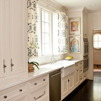 Kitchen Cafe Curtains Design Ideas