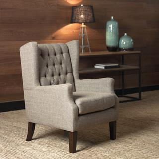 James Harrison Wing Chair Fabric West Elm
