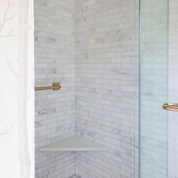 Marvelous Corner Shower Ledge