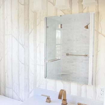 Champagne Bronze Fixtures Design Ideas - Champagne bronze bathroom faucet for bathroom decor ideas