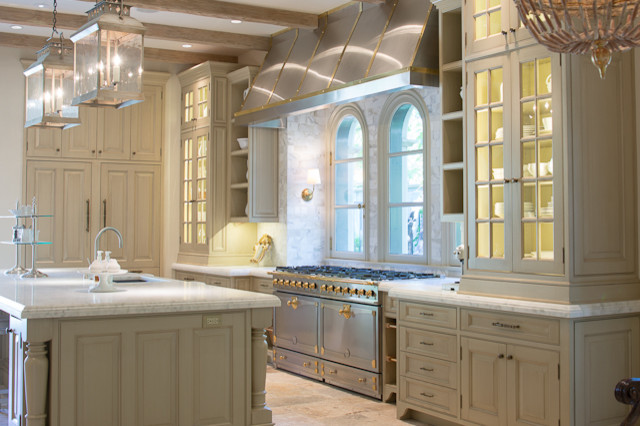 Groovy Tan Kitchen Cabinets Transitional Kitchen Farrow And Download Free Architecture Designs Embacsunscenecom