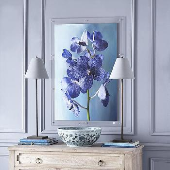 Stem Orchid Wall Art
