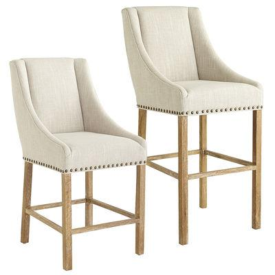 Danish Counter Seat Chairs Wisteria