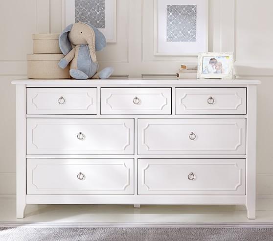 White Wide Dresser Bestdressers 2017