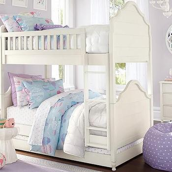 Juliette White Bunk Bed