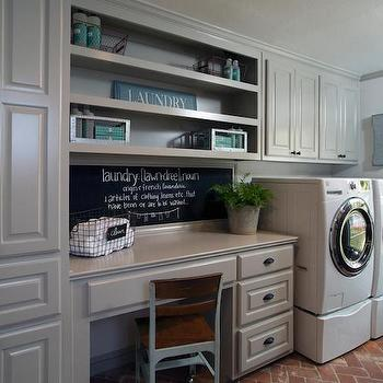 Country Laundry Room Design, Country, Laundry Room, HGTV