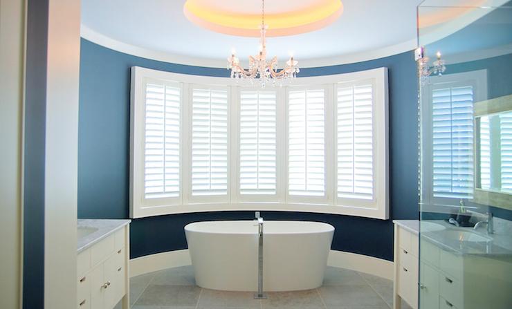 Round bathroom window design ideas for Window design round