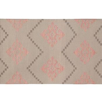 Genevieve Gorder for Capel, Pink Diamond Rug