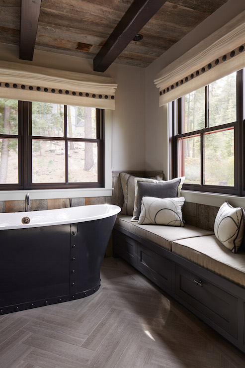 Cabin Bathrooms Country Bathroom Artistic Designs For Living