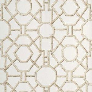 Stroheim CRISTIAN Neutral On Cream Wallpaper