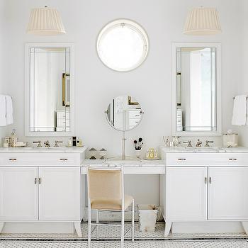 Separate Bathroom Vanities, Transitional, Bathroom, Mali Azima