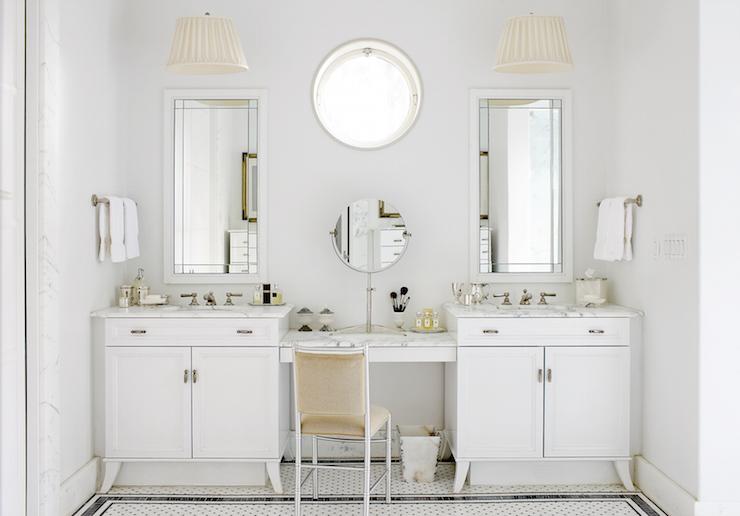 Separate Bathroom Vanities Transitional Bathroom Mali Azima