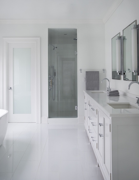 Frosted Glass Bathroom Door Design Decor Photos