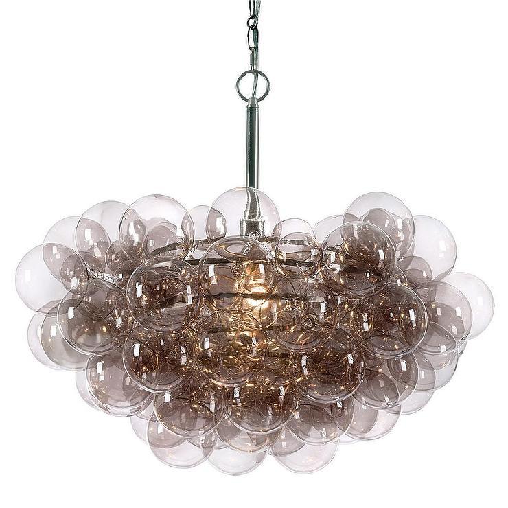 Regina andrew lighting bubbles smoke chandelier mozeypictures Choice Image